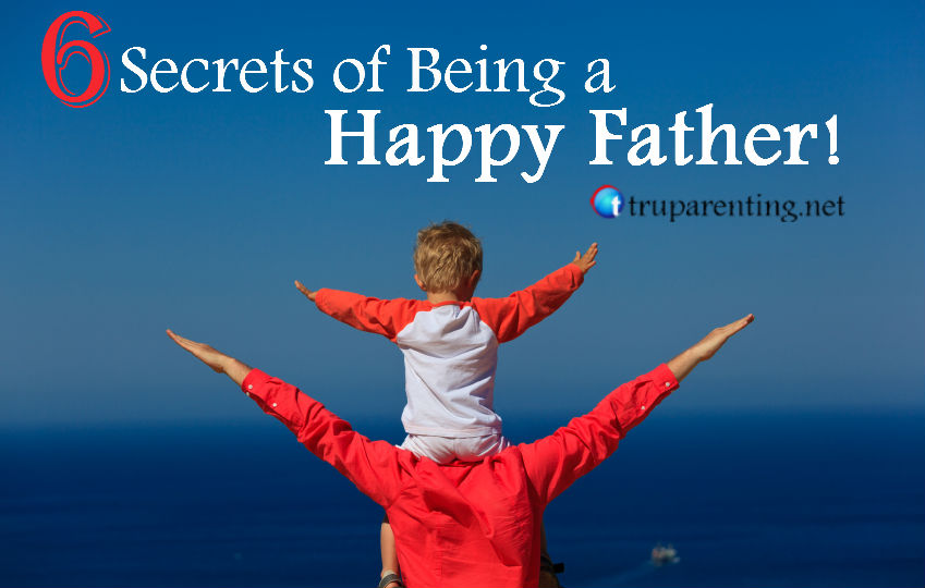 happy father graphic