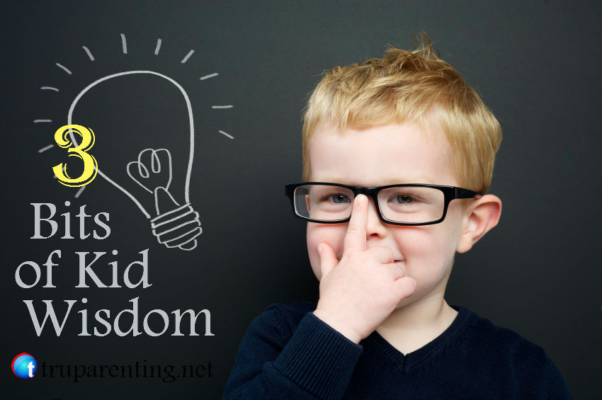 kid wisdom graphic