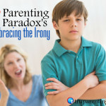 parenting paradox's graphic