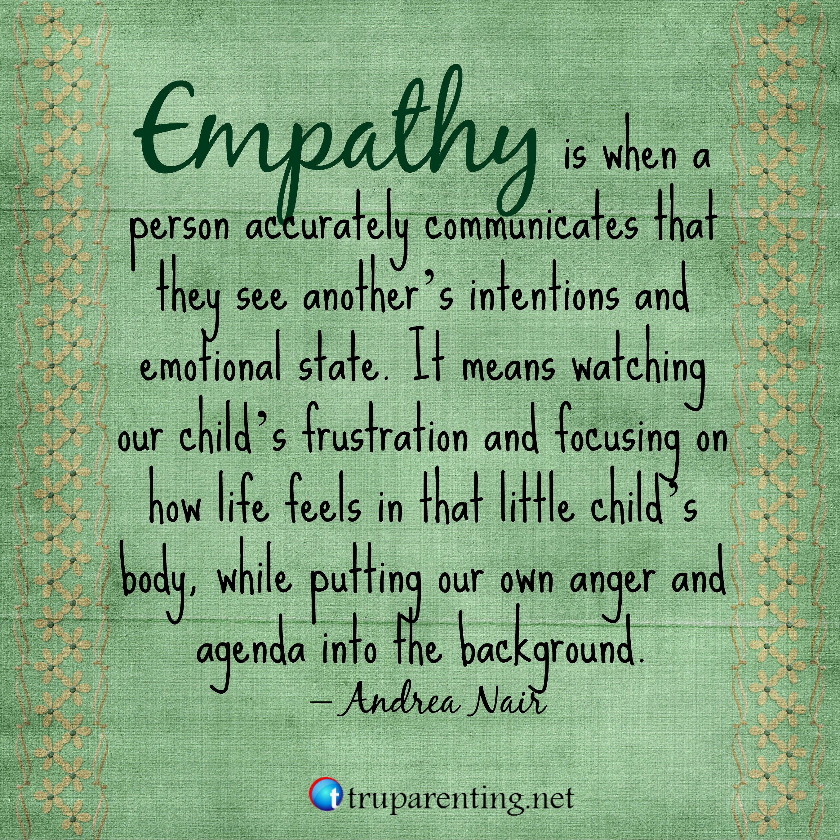 Empathy Quotes And Sayings. QuotesGram