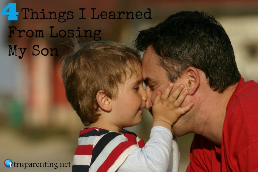 losing my son graphic
