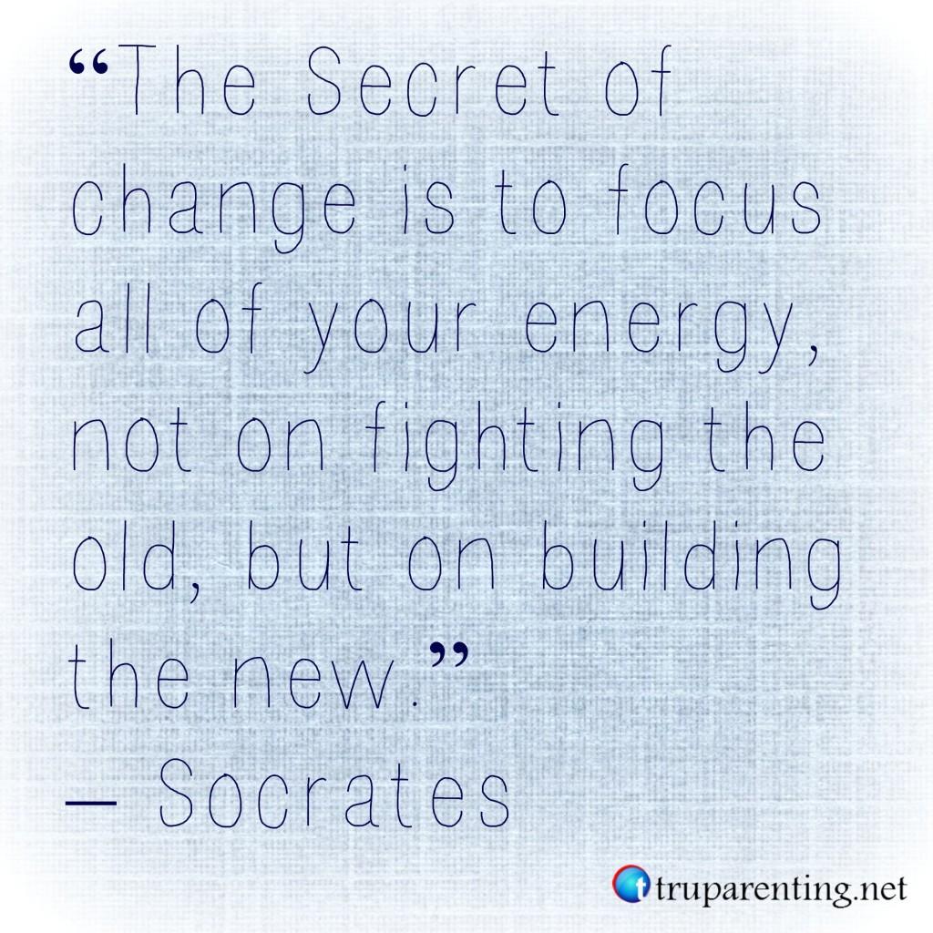 socrates change focus