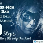 supermom graphic