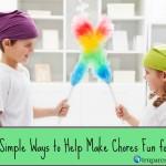 make chores fun