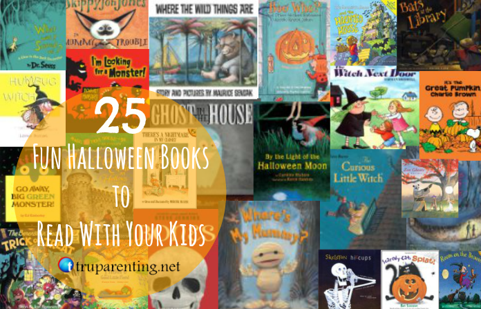 halloween books image