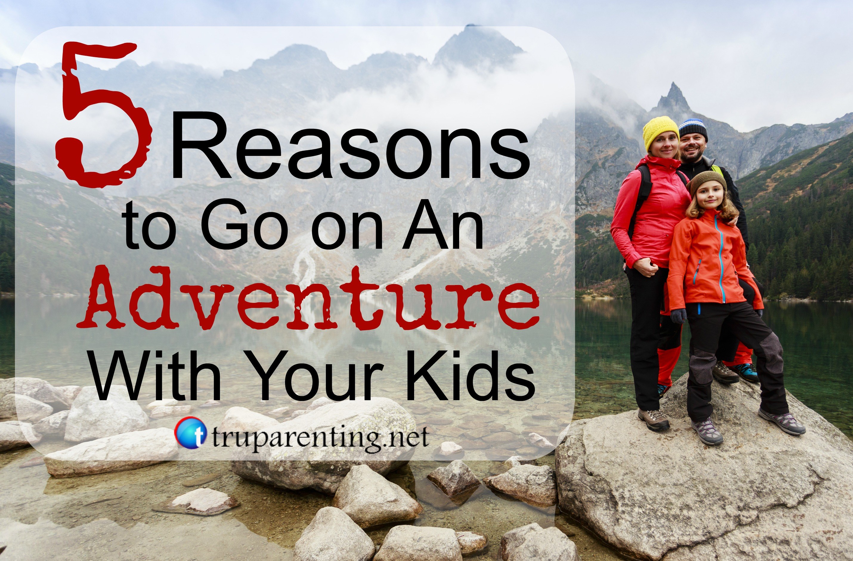 adventure with kids