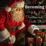 becoming santa claus