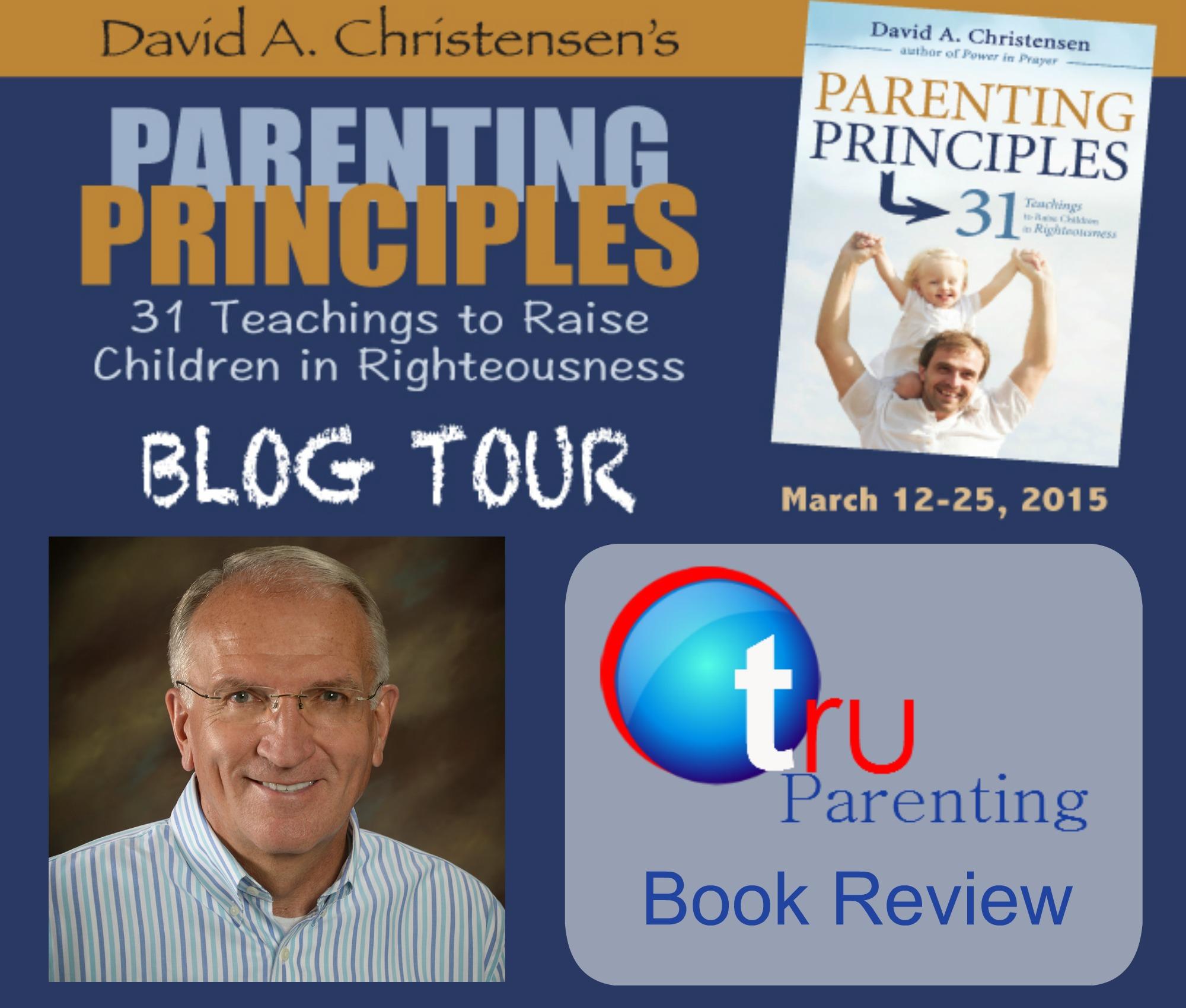 parenting principles book review pic