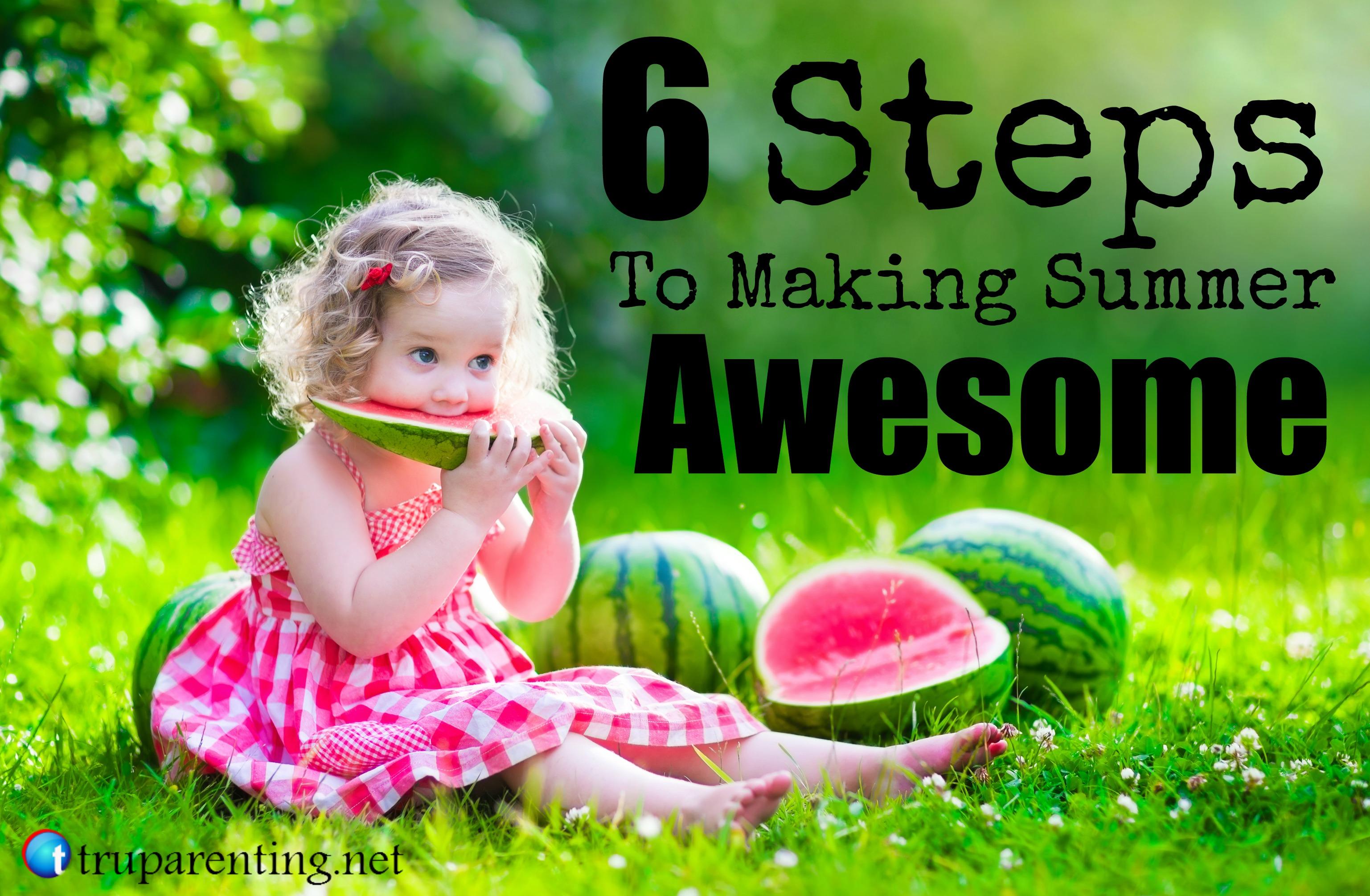 Make summer awesom