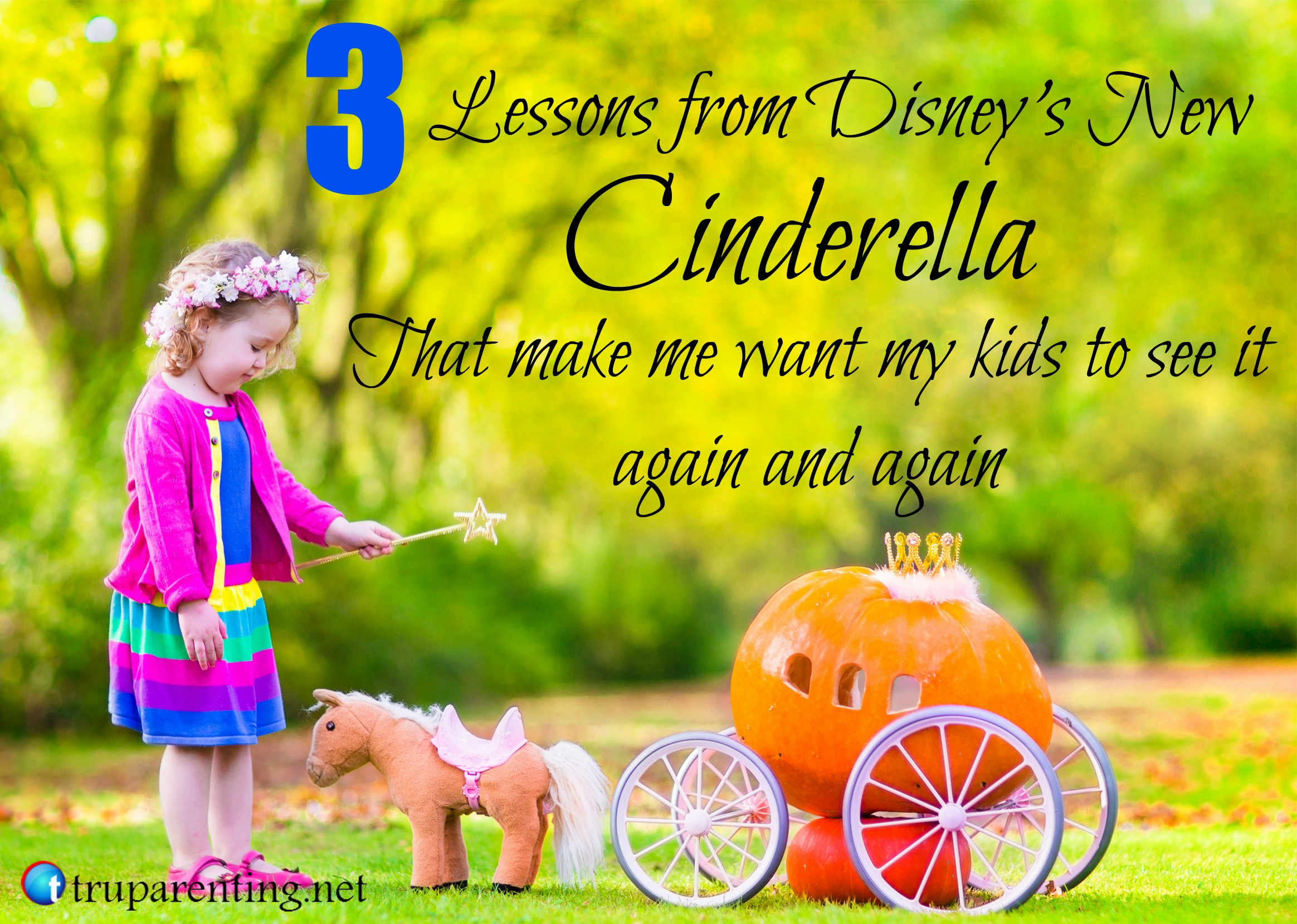 Lessons from cinderella